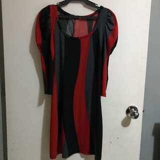 Apartment 8 Red Dress
