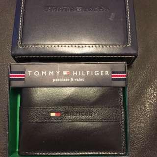 Tommy Hilfiger men leather wallet men 真皮銀包