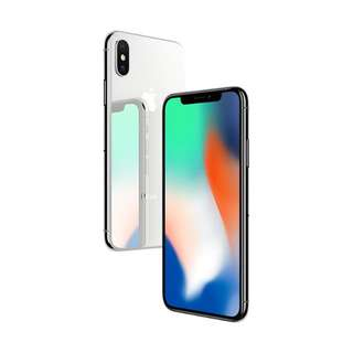 Iphone X 256GB - Silver
