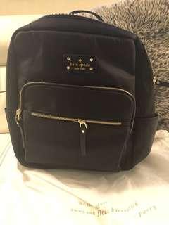 Katespade bagpack