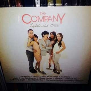 The Company-Lighthearted OPM CD