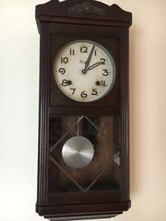 Antique Meiji Clock