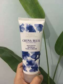 Mark and Spencer hand and nail cream