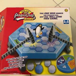 Penguin Trap