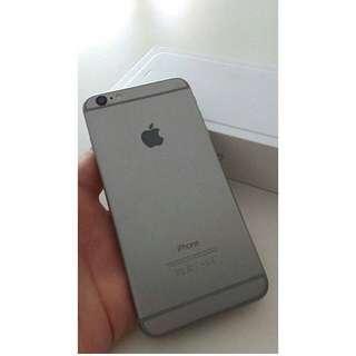 Jual iPhone 6 Plus 64GB second mulus 98%