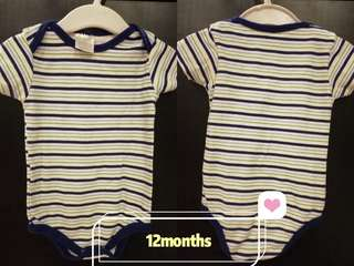Baby liner blouse 12months