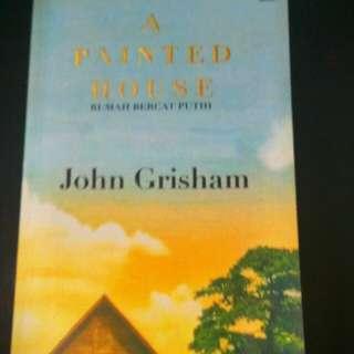 Buku Best Seller John Grisham A Painted House