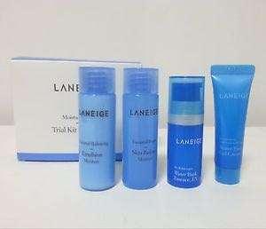 laneige moisturizer trial kit