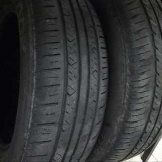 Tyre (used) - 2 units.