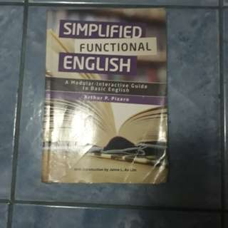 Simplifield functional english