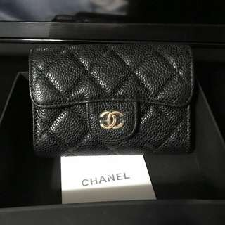 Chanel Card Holder XL