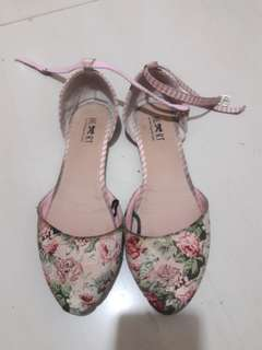Flat shoes bunga tltsn