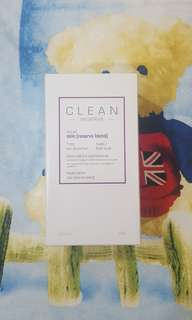 clean skin reserve blend 100ml