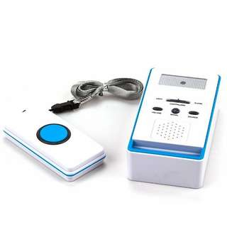 Generic Patient Alert Alarm System Kit Wireless Alarm Emergency Pager