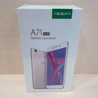 Oppo A71 Promo Cicilan DP Ringan