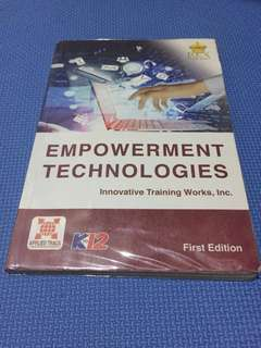 Empowerment Technologies First Edition