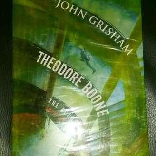 Buku John grisham Best Seller The Accused