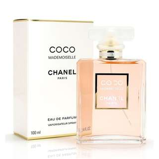 CHANEL COCO MADEMOISELLE EDP FOR WOMEN