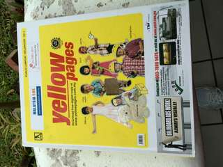 Yellow pages 2017