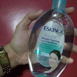 Eskinol | Pimple Fighting