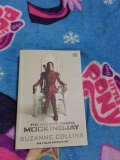 Novel The Hunger Games Mockingjay