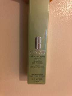 Clinique All About Eyes Serum (sealed)