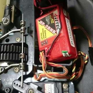 1/8 scale nitro rc buggy