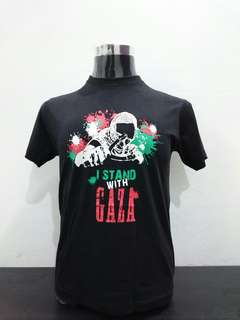 BAJU GAZA ISTAND WITH GAZA