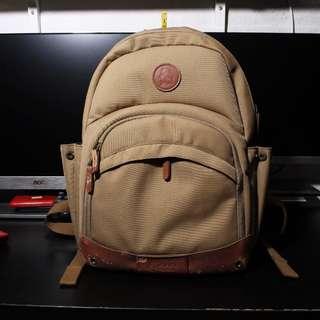 Kani Camera Canvas Backpack