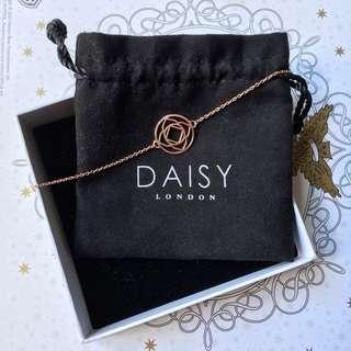 DAISY LONDON Base Chakra Chain Bracelet