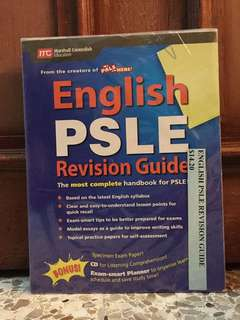 English PSLE Revision Guide