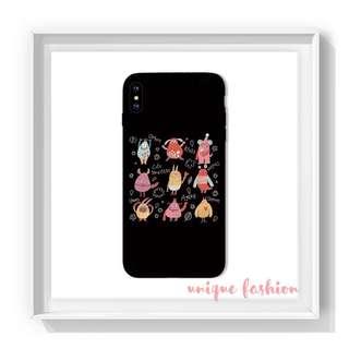 IPhone6/6s/6plus/6splus/7/7plus/8/8plus/X case代購 包平郵