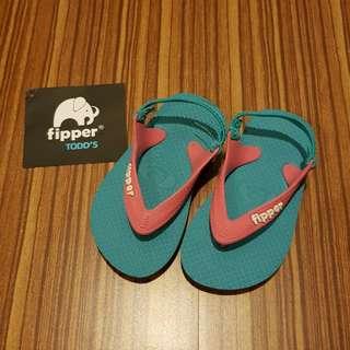 Fipper toddler sandal / slipper