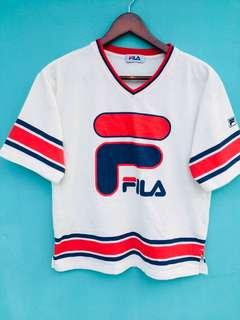 Sweatshirt Fila Big Logo