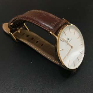 DW Classic Watch for Man 43mm