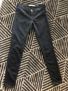 J Brand 25 Pitch Skinny Jeans