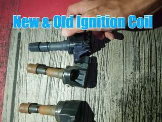 Alan_GD1 sharing on New & Old Ignition Coil