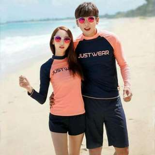 COUPLE RASHGUARDS