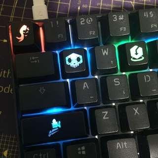 Sombra keycap