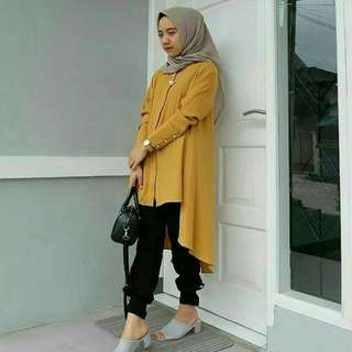 Set tamia fashion muslim wanita