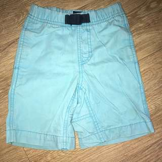 Baby Gap Teal Shorts