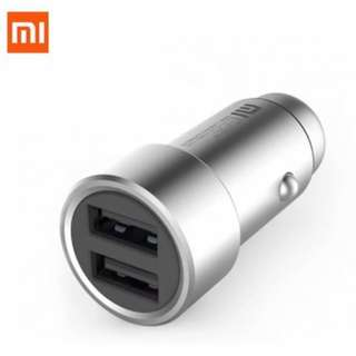 Mi USB Car Charger