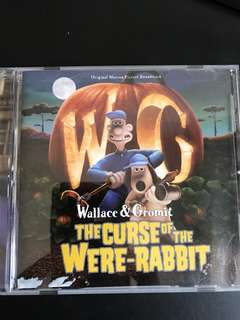 The Curse of the Were-Rabbit 原聲大碟