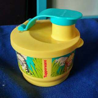 Mini Tumbler Tupperware