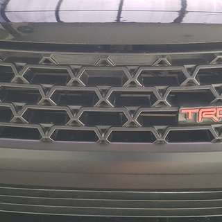 Grill TRD All new fortuner (Thailand)