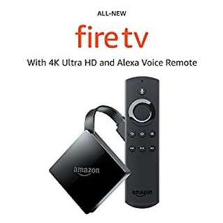 Brand New Amazon Fire TV 4K