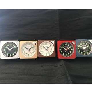Orient Alarm Clock Snooze/light (ready stock)