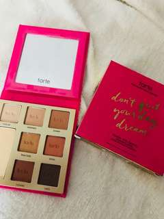 Tarte Don't Quit Your Day Dream Eyeshadow Palette 眼影盤