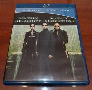 4 Blu-ray Movies: The Hobbit, Jack the Giant Slayer, Matrix Reloaded & Matrix Revolution
