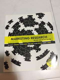 Marketing Research (Second Asia-Pacific Edition)